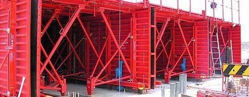 قالب فلزی تونل فورم